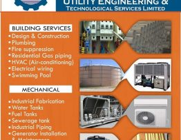 Utility Engineering and Technological Services