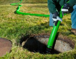 Why Sewerage Cleaning